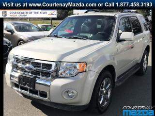 Used 2009 Ford Escape Limited 4D Utility 4WD for sale in Courtenay, BC