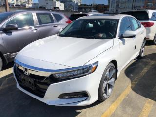 New 2019 Honda Accord Touring 1.5T for sale in Vancouver, BC