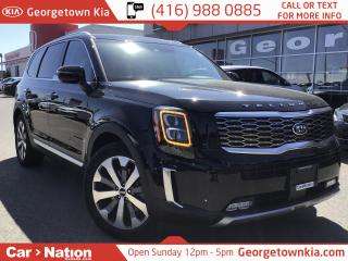 Used 2020 Kia Telluride SX | ONLY ONE | IT'S HERE | for sale in Georgetown, ON