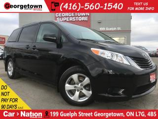 Used 2014 Toyota Sienna LE | CAPTAINS | BLUETOOTH | BACK UP CAM for sale in Georgetown, ON
