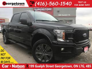 Used 2018 Ford F-150 SPORT | FX4 | NAVI | PANO ROOF | CREW | 4X4 | 5.0L for sale in Georgetown, ON