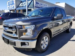Used 2016 Ford F-150 XLT ACCIDENT FREE|TRAILER HITCH|BACKUP CAMERA|6 PASSENGER|BLUETOOTH for sale in Concord, ON