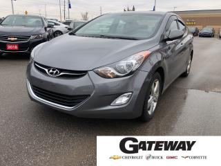 Used 2012 Hyundai Elantra AUTOMATIC|A/C|SUNROOF|BLUETOOTH| for sale in Brampton, ON