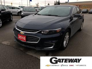 Used 2016 Chevrolet Malibu LT|NEW BODY STYLE|BLUETOOTH|LOW KMS| for sale in Brampton, ON