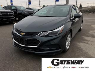 Used 2017 Chevrolet Cruze LT|SUNROOF|BACK UP CAMERA|BLUETOOTH| for sale in Brampton, ON
