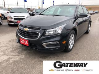 Used 2015 Chevrolet Cruze 2LT|LEATHER|SUNROOF|BLUETOOTH| for sale in Brampton, ON