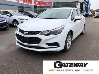 Used 2018 Chevrolet Cruze LT|TRUE NORTH|BLUETOOTH| for sale in Brampton, ON