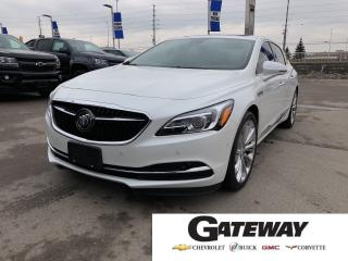 Used 2017 Buick LaCrosse Premium|AWD|V6|NAV|ROOF|1-OWNER| for sale in Brampton, ON