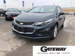 Used 2018 Chevrolet Cruze LT|Bluetooth|Heated Seats|Two Sets Of Tiers| for sale in Brampton, ON