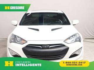Used 2013 Hyundai Genesis PREMIUM A/C CUIR for sale in St-Léonard, QC