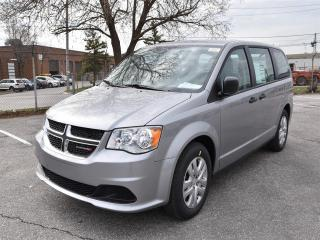 New 2019 Dodge Grand Caravan CVP|CLIMATE GROUP|BACKUP CAM|REAR STOW & GO| for sale in Concord, ON