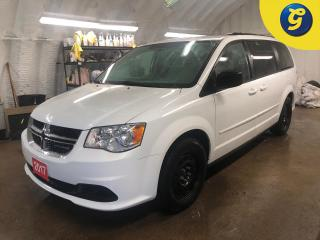 Used 2017 Dodge Grand Caravan SE * DVD Player/w remote * Second-row overhead DVD console * 6.5-inch touchscreen * ParkView Rear Back-Up Camera * Second-row power windows 3rd-row pw for sale in Cambridge, ON