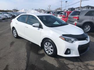 Used 2014 Toyota Corolla S for sale in Lévis, QC