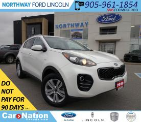 Used 2019 Kia Sportage LX | AWD | HTD SEATS | BACKUP CAMERA | for sale in Brantford, ON