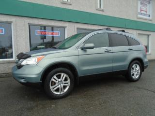 Used 2011 Honda CR-V 4 RM 5 portes EX-L for sale in St-Jérôme, QC