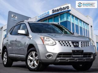 Used 2008 Nissan Rogue SL|AWD|LEATHER|AUTO for sale in Scarborough, ON