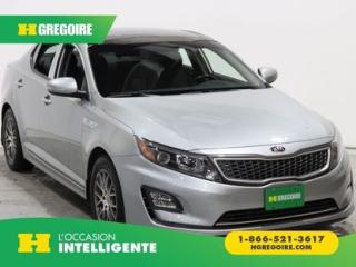 Used 2014 Kia Optima Hybride EX A/C TOIT MAGS for sale in St-Léonard, QC