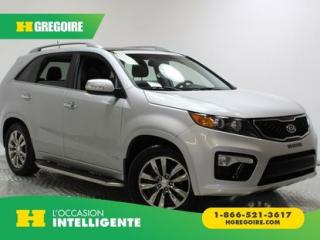 Used 2013 Kia Sorento SX V6 TOIT PANO BANC for sale in St-Léonard, QC