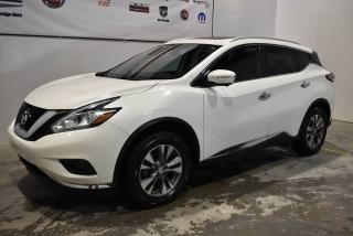 Used 2015 Nissan Murano AWD SL for sale in Sherbrooke, QC