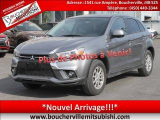 Used 2018 Mitsubishi RVR Se 4x4, A/c for sale in Boucherville, QC