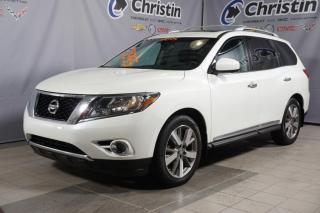 Used 2015 Nissan Pathfinder Platinum Awd Cuir for sale in Montréal, QC