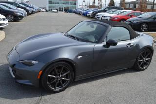 Used 2017 Mazda Miata MX-5 Décapotable for sale in Longueuil, QC