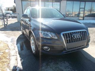 Used 2011 Audi Q5 S-LINE 2.0T PREMIUM QUATTRO for sale in St-Hubert, QC