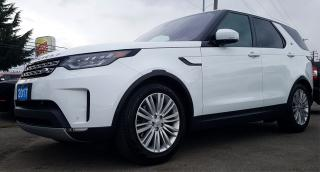 Used 2017 Land Rover Discovery HSE Luxury *Nav , Pano Sunroof* for sale in Langley, BC