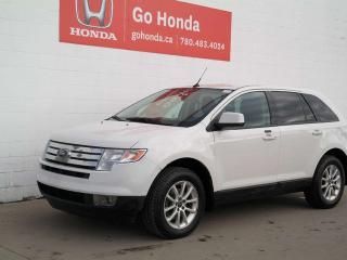 Used 2010 Ford Edge SEL, LEATHER, AWD for sale in Edmonton, AB