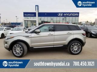 Used 2012 Land Rover Evoque PRESTPR/4X4/PANO SUNROOF/BACK UP CAMERA for sale in Edmonton, AB