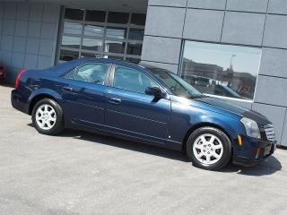 Used 2007 Cadillac CTS LEATHER|SUNROOF|ALLOYS for sale in Toronto, ON