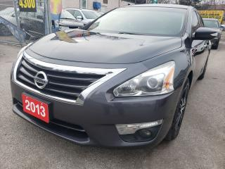Used 2013 Nissan Altima V6 SL/Sunroof/Camera/Leather/Bluetooth for sale in Scarborough, ON