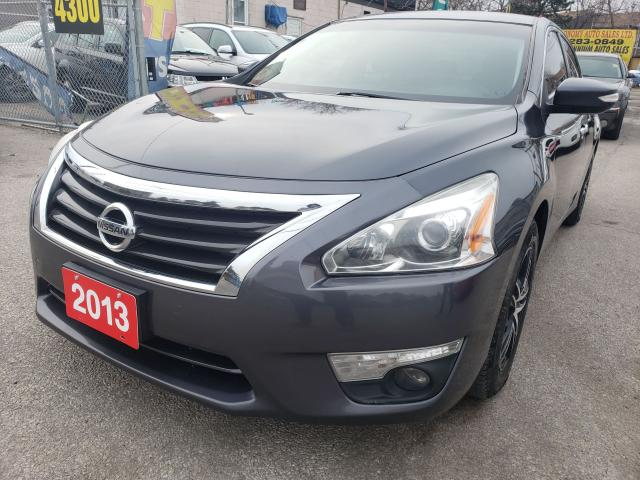 2013 Nissan Altima V6 SL/Sunroof/Camera/Leather/Bluetooth