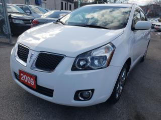Used 2009 Pontiac Vibe ONLY 101K - AWD - Mint Condition - Alloys for sale in Scarborough, ON