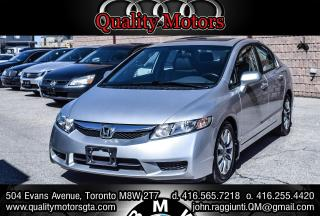Used 2011 Honda Civic EX-L for sale in Etobicoke, ON