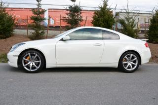 Used 2004 Infiniti G35 Coupe 6 Speed Manual for sale in Vancouver, BC