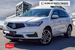 Used 2018 Acura MDX Navi Demo Sale| 7yrs Warranty Included|Remote Star for sale in Thornhill, ON