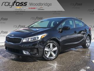 Used 2018 Kia Forte BACKUP CAM, HEATED SEATS, ALLOY RIMS for sale in Woodbridge, ON