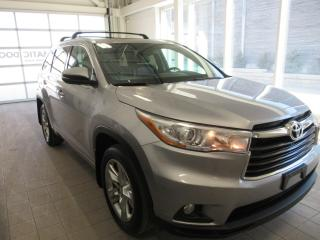 Used 2016 Toyota Highlander Limited ONE OWNER, NO ACCIDENTS for sale in Toronto, ON