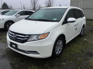 Used 2017 Honda Odyssey EX for sale in Richmond, BC