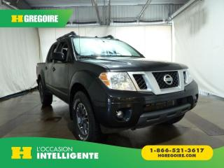 Used 2019 Nissan Frontier PRO-4X TOIT CAMERA for sale in St-Léonard, QC