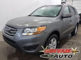 Used 2010 Hyundai Santa Fe Gl A/c Mags for sale in Shawinigan, QC