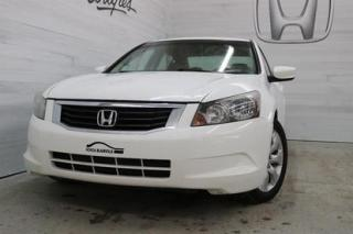 Used 2010 Honda Accord EX-L for sale in Blainville, QC