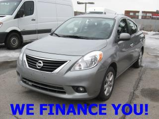 Used 2012 Nissan Versa 1.6 SL for sale in Toronto, ON