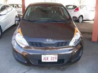 Used 2014 Kia Rio LX+ ECO for sale in Saint John, NB