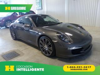 Used 2014 Porsche 911 S PDK CUIR-TOIT for sale in St-Léonard, QC