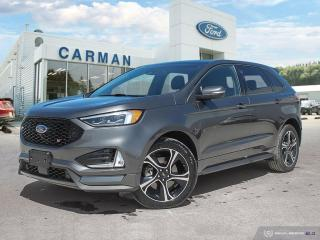 Used 2019 Ford Edge ST for sale in Carman, MB