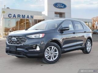 New 2019 Ford Edge SEL AWD for sale in Carman, MB