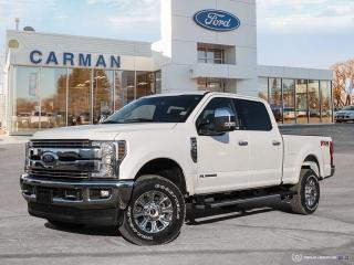 New 2019 Ford F-350 Super Duty for sale in Carman, MB