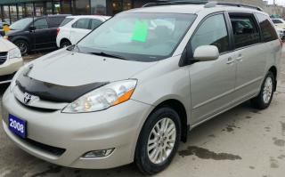 Used 2008 Toyota Sienna LE for sale in Hamilton, ON